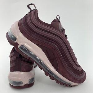 Nike Air Max 97 Women's Size 5 Burgundy