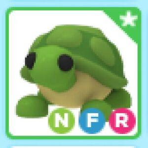 Adopt-Me-Neon-Ride-Fly-Turtle-READ-DESCRIPTION