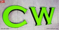 Newled Sign Channel Letters 12 Customize Orders