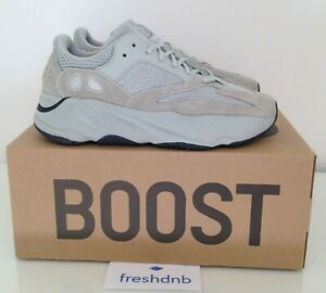 competitive price 5e468 b438f Image is loading ADIDAS-YEEZY-BOOST-700-Salt-UK-Size-8-