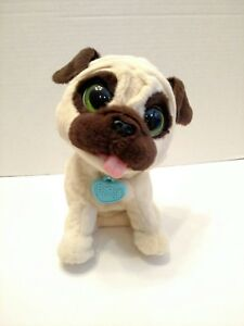 Furreal Friends Jj My Jumpin Pug Pet Plush Animated Interactive