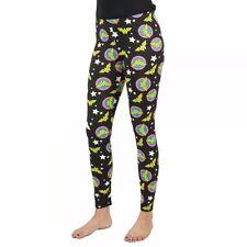 DC Comics WONDER WOMAN Logo W/ Stars Yoga Pants Leggings Size Large