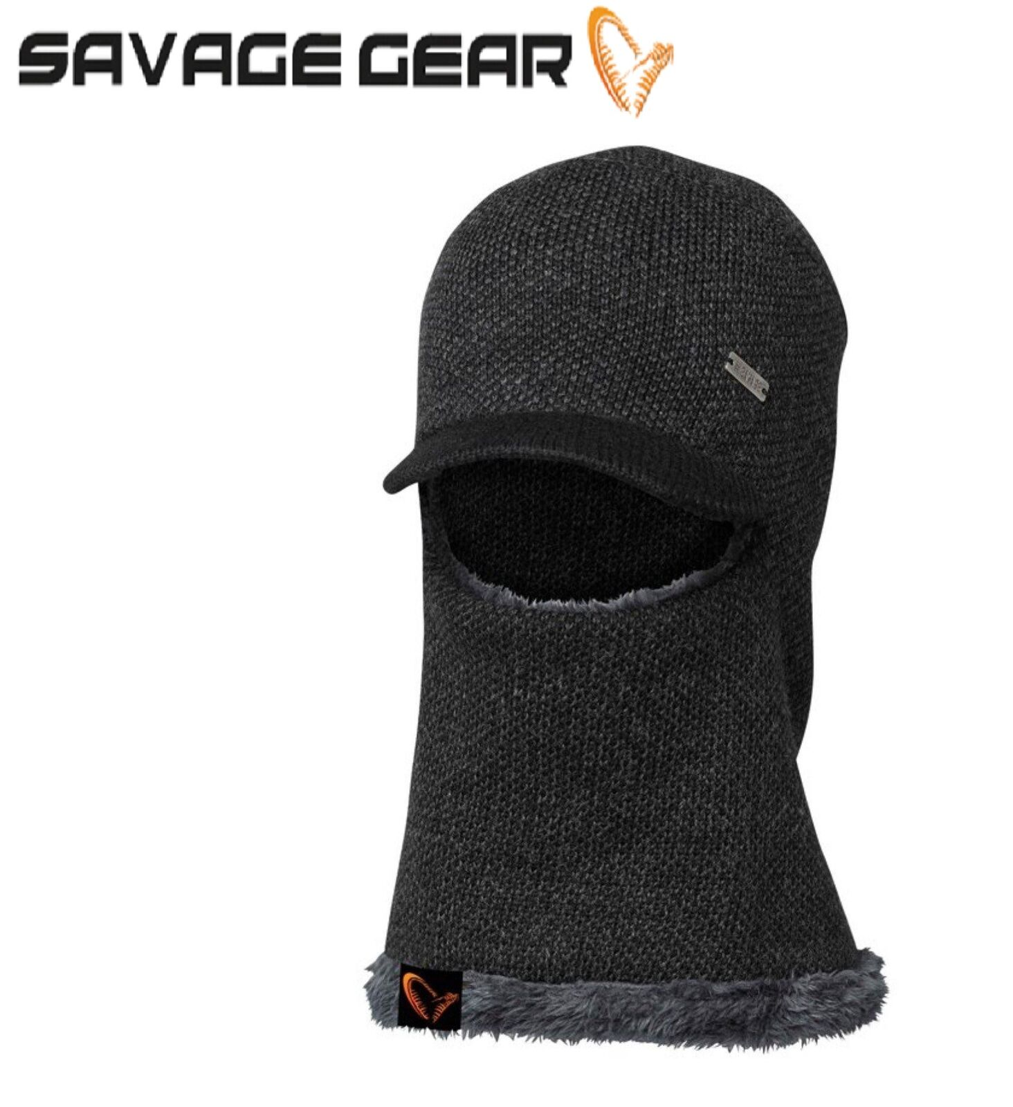 Savage Gear  SAVAGE Fleece Balaclava Winter Storm Fishing Skiing Outdoor Mask