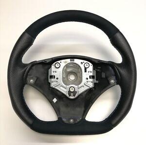 Parte-inferior-plana-Racing-Volante-BMW-E90-E91-E92-E81-E87-Mpower-nuevo-Alcantara
