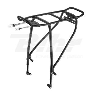 15558 Portabagagli  posteriore bici 26 -29'' in alluminio color black  a lot of concessions