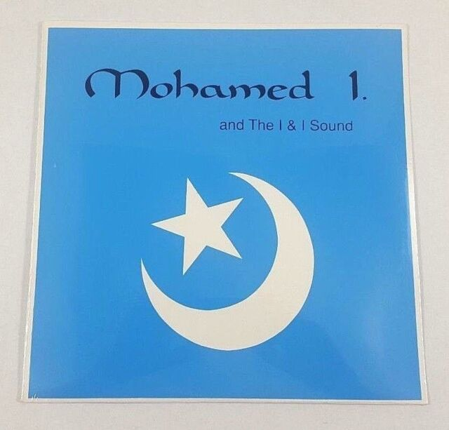 New! MOHAMED I. & THE I & I SOUND 1989 Roots Reggae Wackies Anthony Doeman Rare
