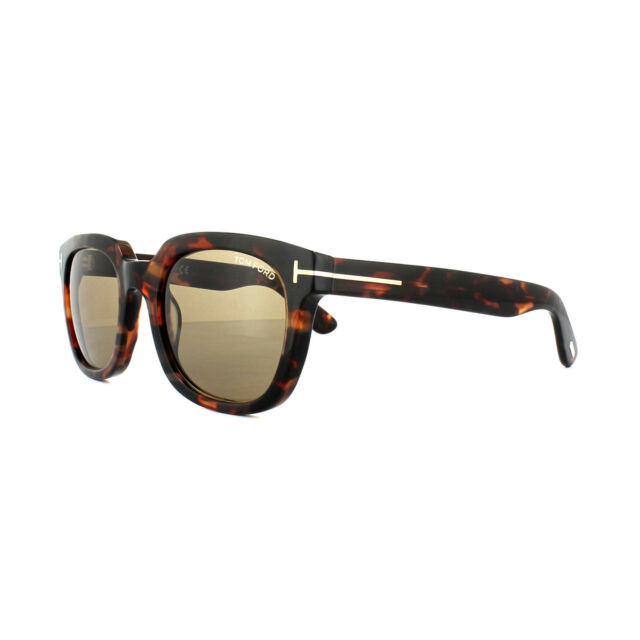 87f4a6741055 Tom Ford Ft0198 Campbell Sunglasses 56j Havana other for sale online ...