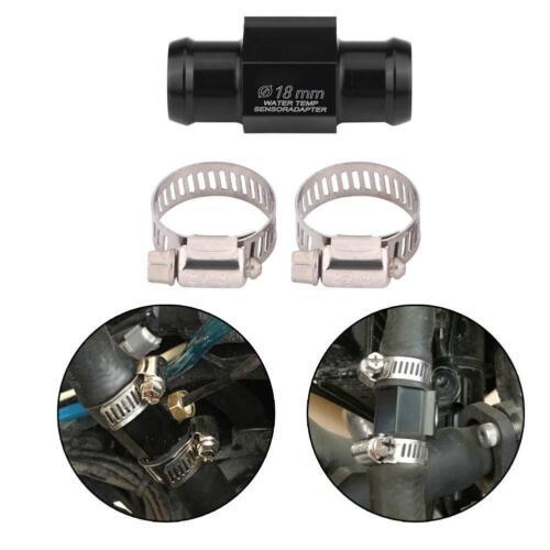 18mm calibre conjunta Tubo De Temperatura Agua Temp Medidor Adaptadores De Manguera Radiador Sensor