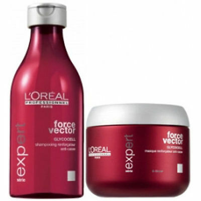 L'Oreal Professionnel Serie Expert Force Vector Shampoo & Masque