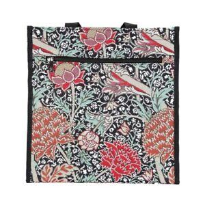 Signare-The-Gray-Gobelin-Einkaufstasche-Beutel-Tapestry