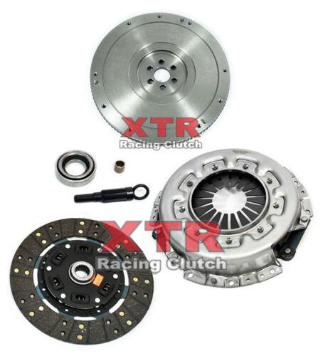 XTR PREMIUM CLUTCH KIT /& FLYWHEEL fits 00-04 NISSAN FRONTIER XTERRA 2.4L 2WD 4WD
