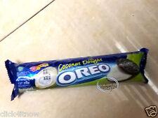 Oreo Cookies Coconut delight flavor Sandwich cookie Biscuit 137g snack kids food