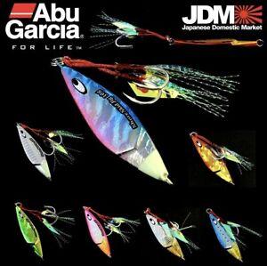 1 x Abu Garcia Salty Stage Skid Jig 80g SSSJ80-BPK Metal Jig Fishing Lure