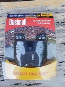 Bushnell Spectator Sport Series 8x 25mm Binoculars PermaFocus Black