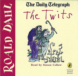 Roald-Dahl-The-Twits-Audio-CD-read-by-Simon-Callow