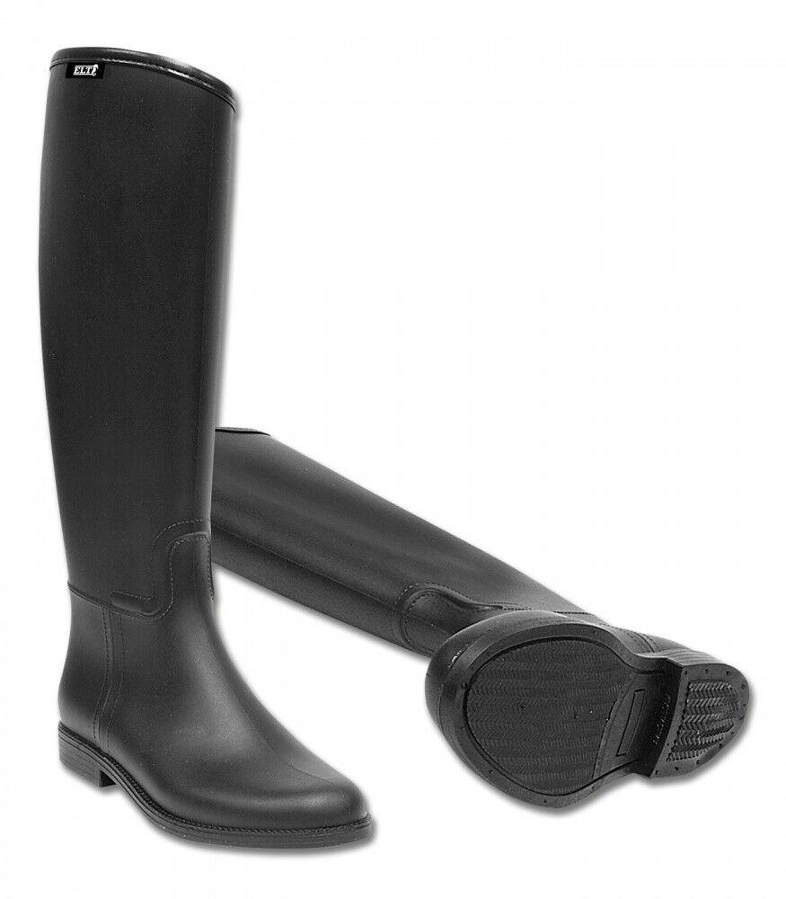Damen Reitstiefel MERAN ELT schwarz schwarz schwarz NEU  | Genial  | Sonderangebot  6a91ef