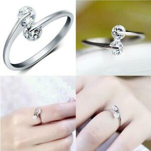 zirkon-frauen-braut-mode-hochzeit-schmuck-versilbert-doppelte-crystal-ring