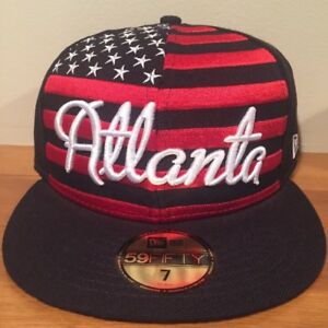 e678d43ac45 ... where can i buy image is loading atlanta braves new era 59fifty hat cap  mlb fa482