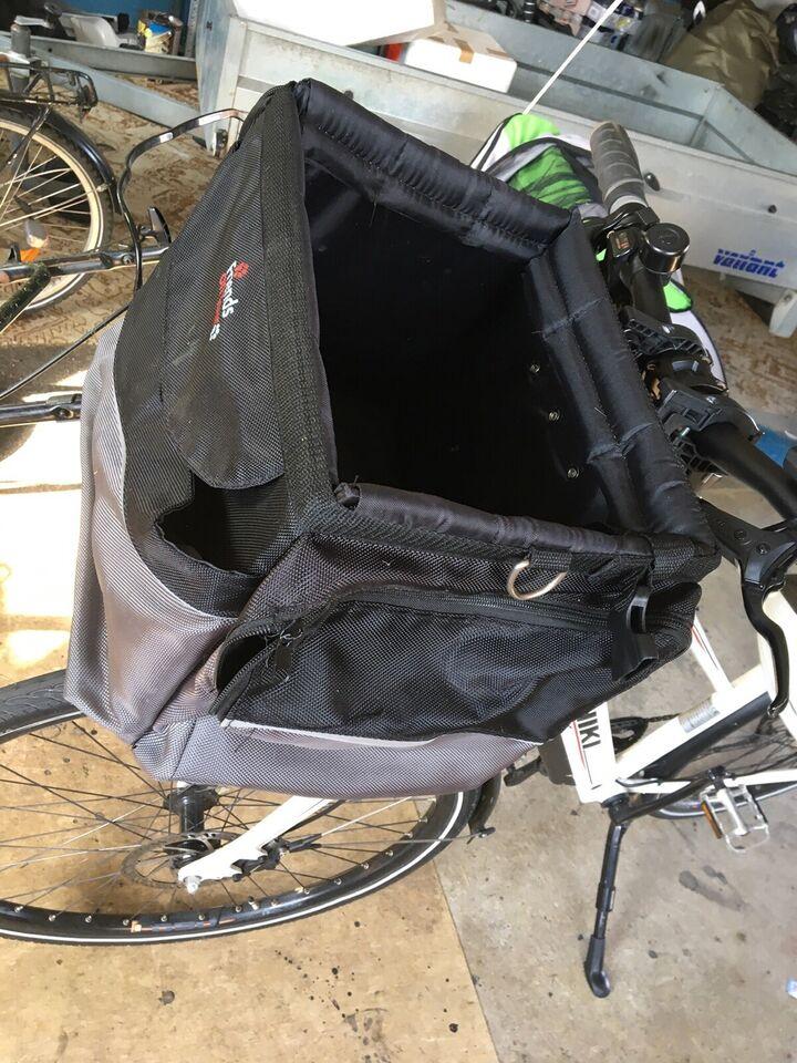 Cykelkurv, Cykelkurv kan bruges til mindre hund