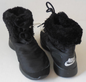the best attitude 0de5d 0ad62 Image is loading Nike-Women-039-s-Kaishi-Winter-High-Shoes-