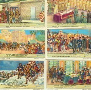 LIEBIG : S_1659 : 'Histoire des Etats Unis d' Amérique