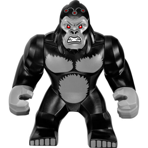 sh147 NEW LEGO GORILLA GRODD FROM SET 76026 JUSTICE LEAGUE