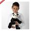 miniatura 17 - IKEA-PELUCHE-PANDA-SQUALO-CANE-ANIMALI-Natalizi-per-Bambini-Giocattolo-Peluche-Peluche