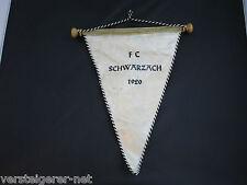 Alter Wimpel, Fußball, FC SCHWARZACH 1920 / 77836 Rheinmünster - Schwarzach ?