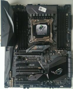 Asus-ROG-STRIX-X299-E-Gaming-Intel-LGA-2066-WIFI-Mainboard-Originalverpackung