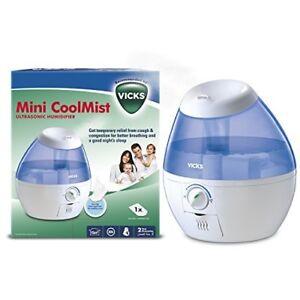 Vicks Mini cool mist humidifier VUL520E1   Debenhams