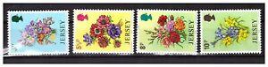 S23023-Jersey-1974-MNH-New-Flowers-4v