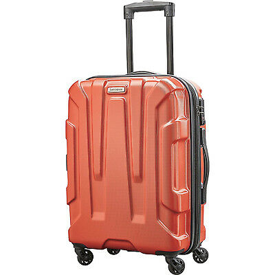 """Samsonite Centric Hardside 20"""" Carry-On Luggage Spinner Suitcase - Choose Color"""
