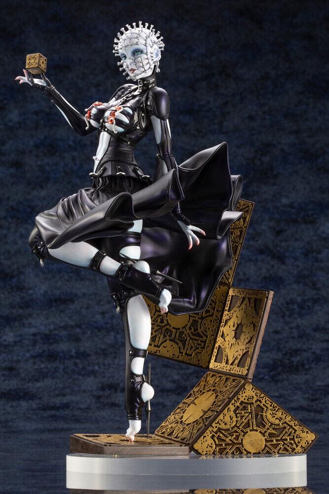 Hellraiser 3 INFERNO SULLA TERRA Pinhead Bishoujo statua Kotobukiya