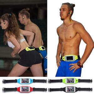 iPhone-8-8-Plus-X-Waterproof-Case-Pouch-Sports-Jog-Running-Belt-Waist-Pack-Bag