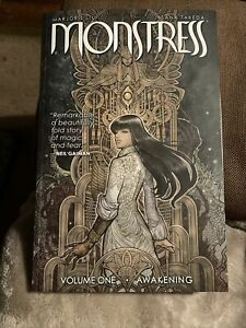 Monstress by Marjorie Liu (2016, Trade Paperback)
