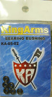 King Arms Airsoft Accessories Bearing Bushing 6 Pieces Ka-05-02