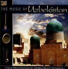 The Music of Uzbekistan: Field Recordings By Deben Bhattacharya by Deben Bhattacharya (CD, Feb-2013, Arc Music)