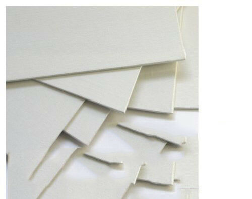 LOXLEY BLANK DOUBLE PRIMED CANVAS ARTIST BOARDS ACRYLIC /& OIL COLOUR PAINTING