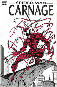 Image Is Loading Spider Man Carnage Bookshelf Edition TP By David