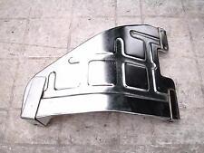 yamaha vmax v-max vmx1200 rear exhaust heat shield down pipes