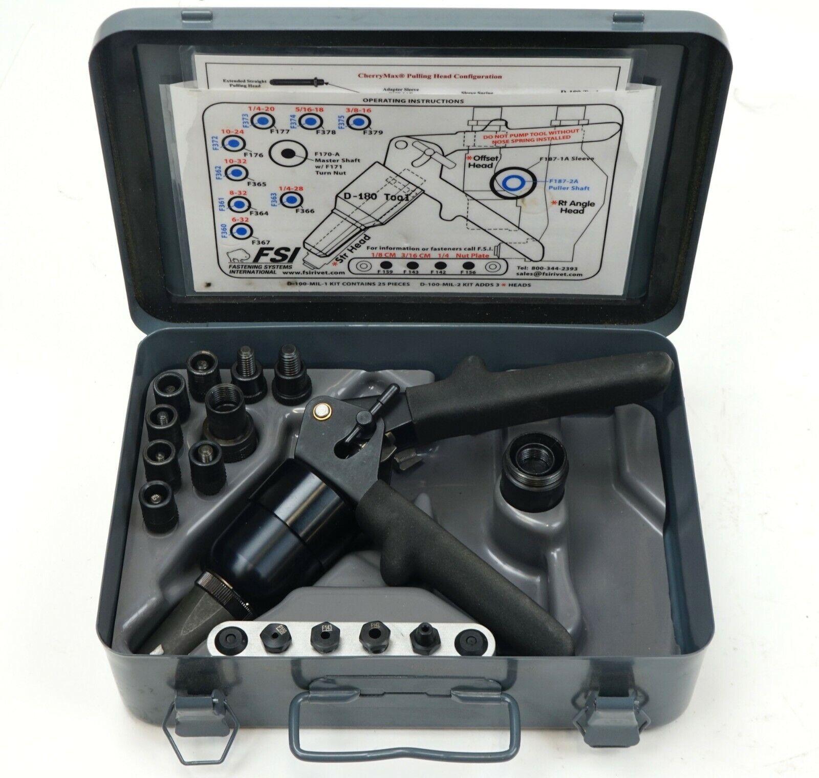 FSI Riveter Kit