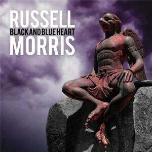 Russell-Morris-Black-and-Blue-Heart-DIGIPAK-CD-NEW