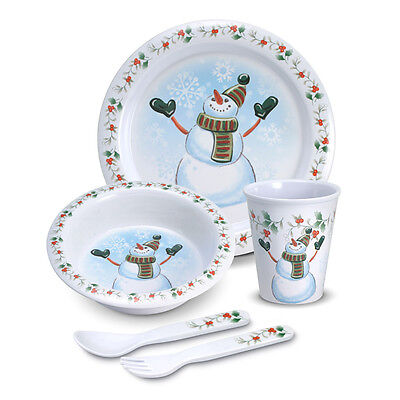 Pfaltzgraff Winterberry 5 Piece Snowman Childrens Set  sc 1 st  eBay & Winterberry Christmas collection on eBay!
