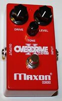 Maxon Od808x (extreme) Overdrive Effects Pedal, New, Maxon Authorized Dealer
