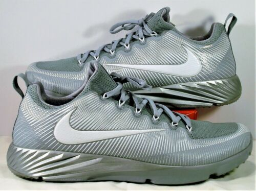 Nieuw 833408 Voetbaltrainer Vapor Speed Wolf Lax Nike Schoenen 011 Sz 15 Turf Grey jUqMVGLpSz