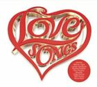 Various Love Songs CD 3 Disc BOXPOP Compilation 2014