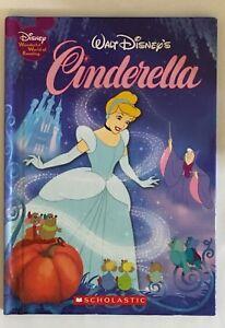 Walt-Disney-Cinderella-Book-2006