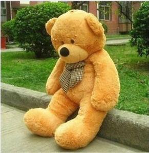 Big Huge Giant Stuffed Plush Teddy Bear 32 80cm Toy Doll