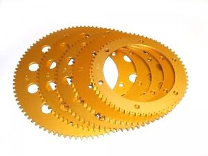 Kart-Rear-Sprocket-63-92t-Quality-Alloy-219-Sprocket-Rotax-Honda-TKM-Cadet