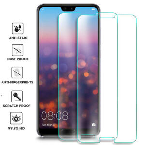 Cg-CO-BL-2Pcs-Thin-High-Toughness-Glass-Screen-Protector-for-Huawei-P20-Pro-L